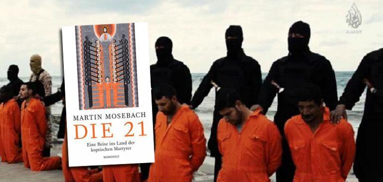 IS-Henker töten 21 Kopten