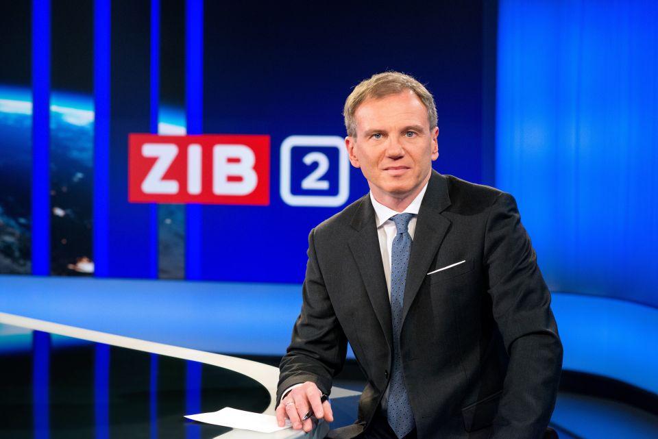 ORF-Nachrichtensendung