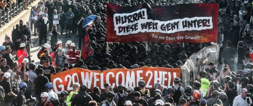 Linksextreme G20-Krawalle kommen an Neuköllner Oper