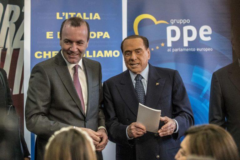 Weber, Berlusconi