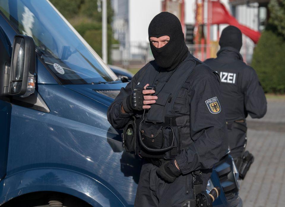 Razzia in NRW