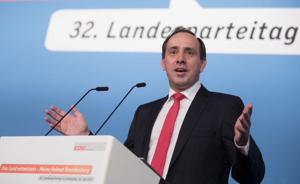 CDU-Landeschef zeigt sich offen für die Linke