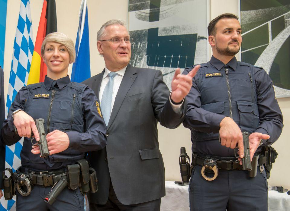 Bayerische Polizei