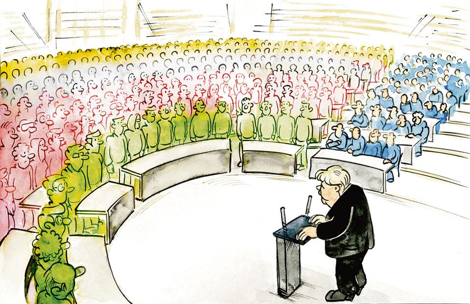 Karikatur der Woche 17/18