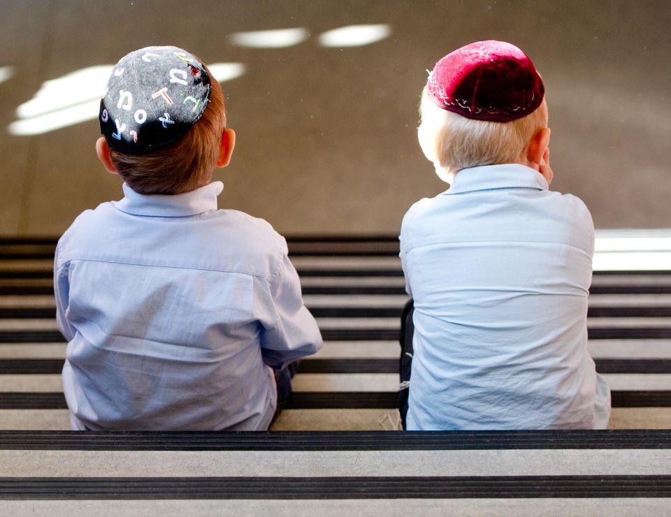 Jüdische Kinder