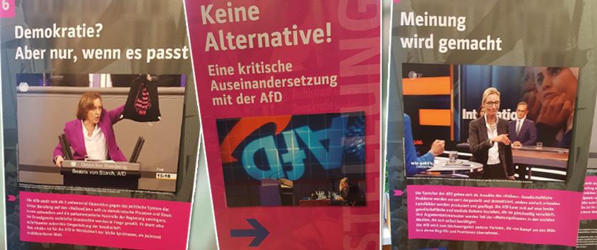 Plakate der VVN-BdA