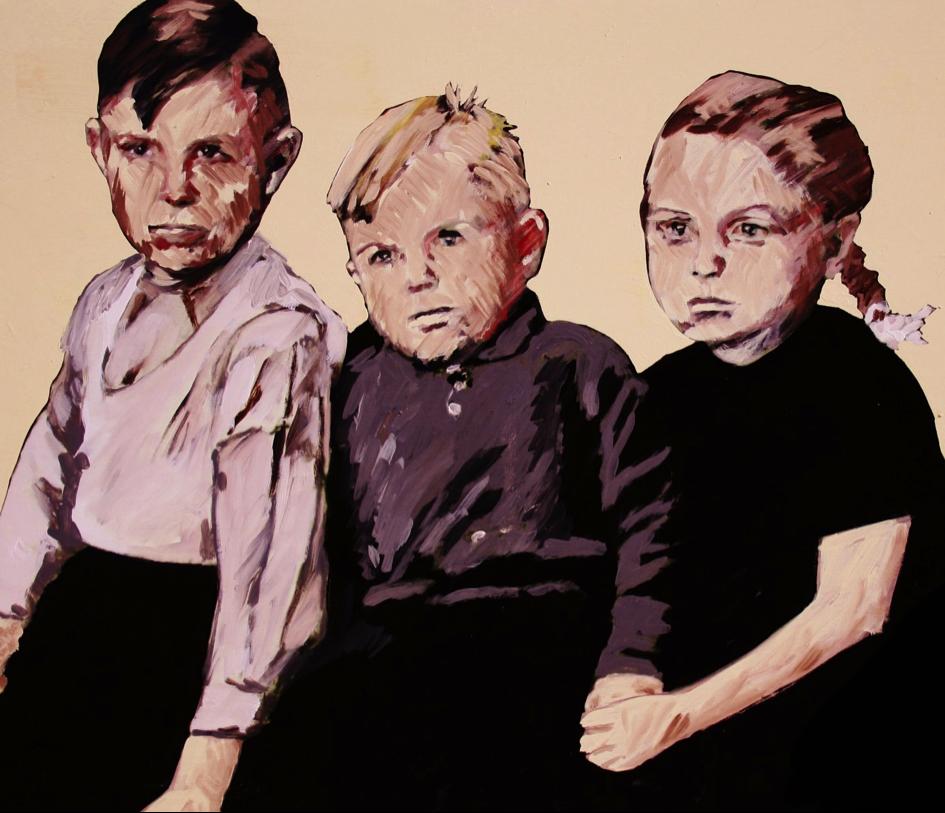 Kinder im Mariannenhaus