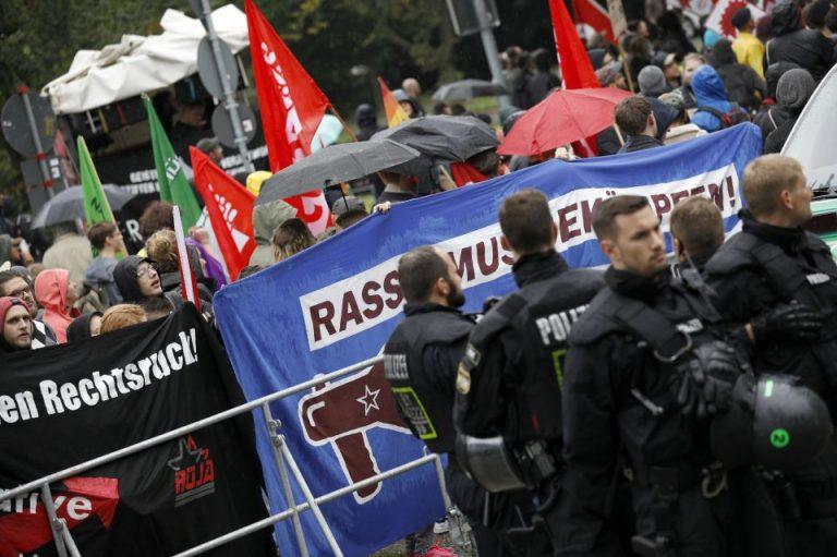 Anti-AfD-Demo