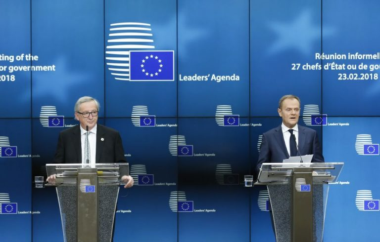 Juncker:Tusk