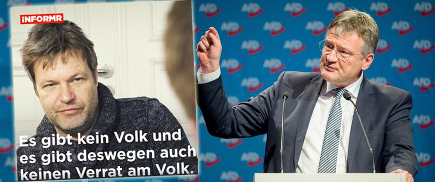 Robert Hobeck und Jörg Meuthen