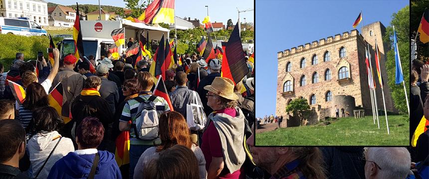 """Neues Hambacher Fest"""