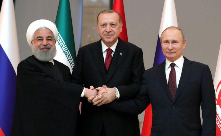 Autokratische Präsidenten