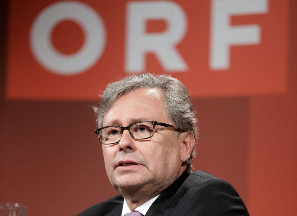 Generaldirektor des ORF, Alexander Wrabetz
