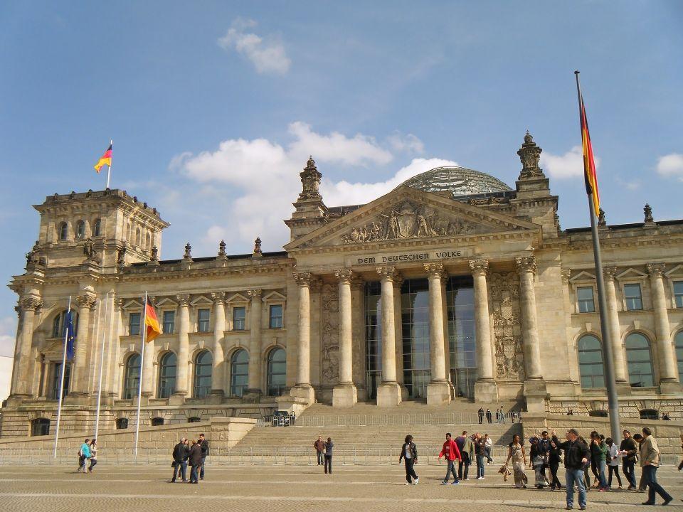 Reichsstagsgebäude