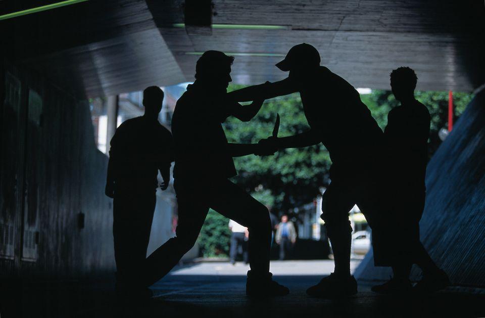Schüler kämpfen