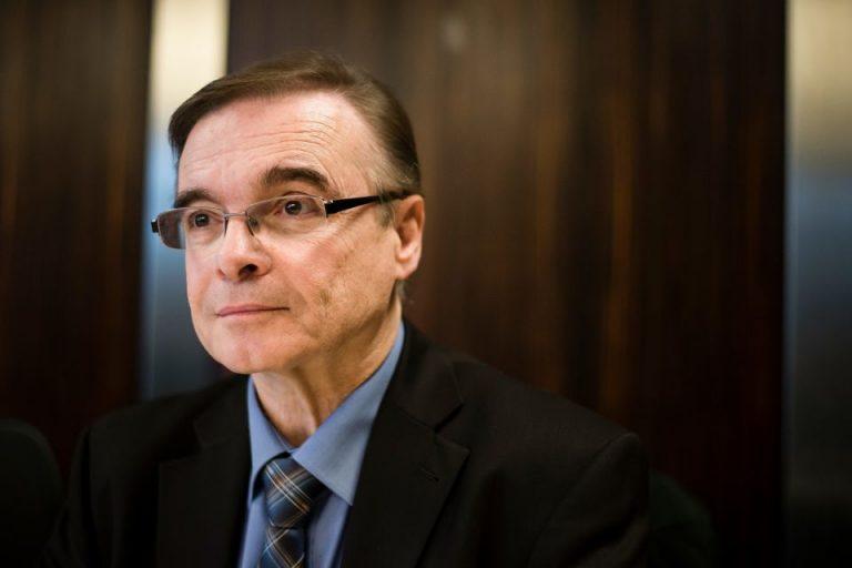 Lageso-Chef Franz Allert