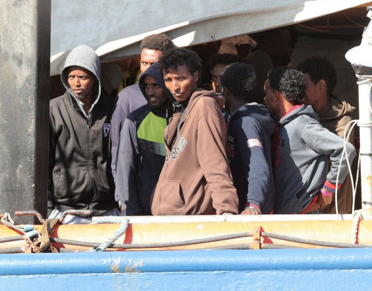 Migrantenschiff