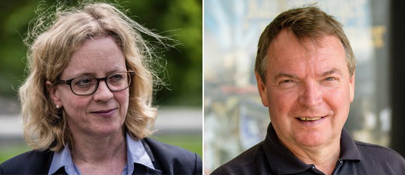 Natascha Kohnen und Claus-Peter Reisch