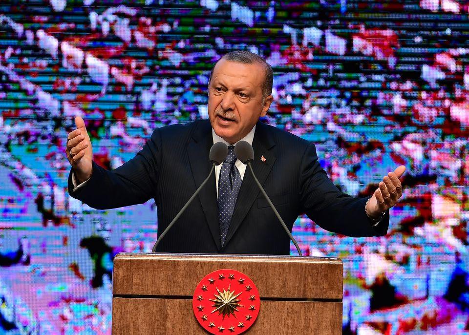Türkischer Präsident