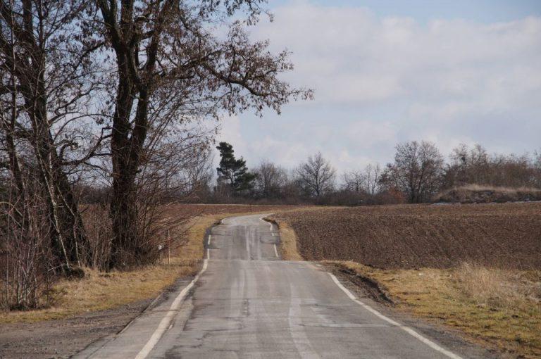 Marode Landstraße