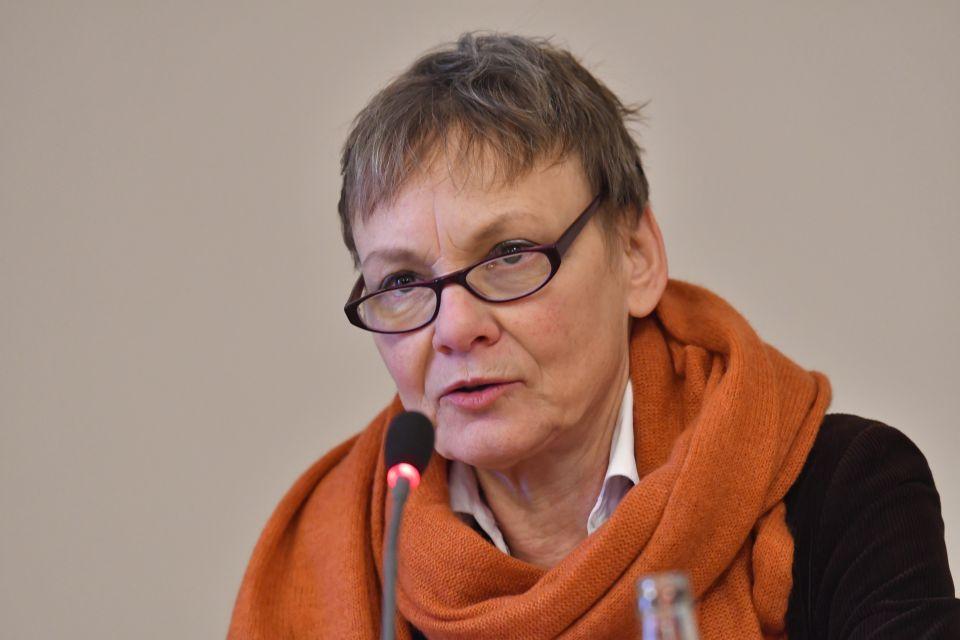 HU-Direktorin Sabine Kunst
