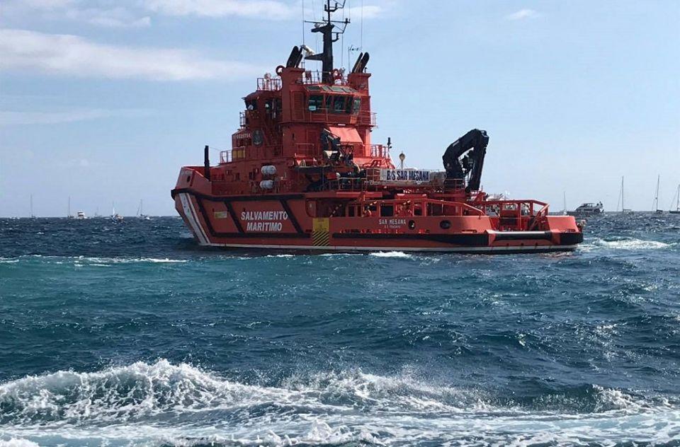 Spanische Küstenwache