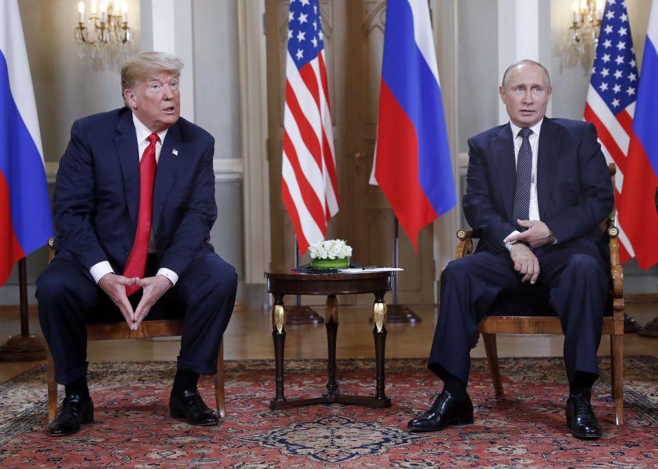 Trump:Putin