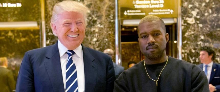 Kanye West fürchtet wegen Trump-Lob um Karriere
