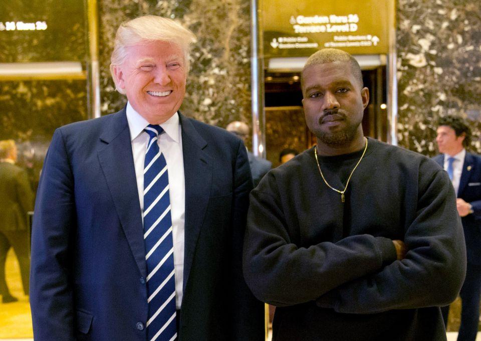 Trump:West