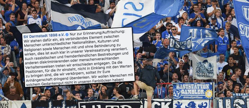 Darmstadt-Fans am Freitag