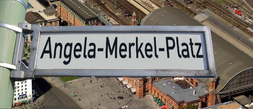 Angela-Merkel-Platz