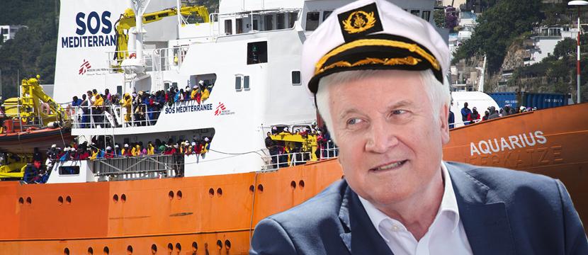 Kapitän Seehofer