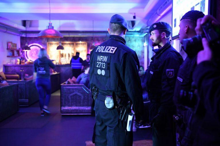 Polizeieinsatz in Essener Lokal