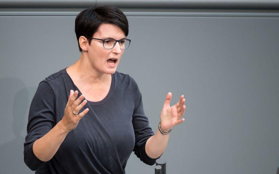 Irene Mihalic (Grüne)