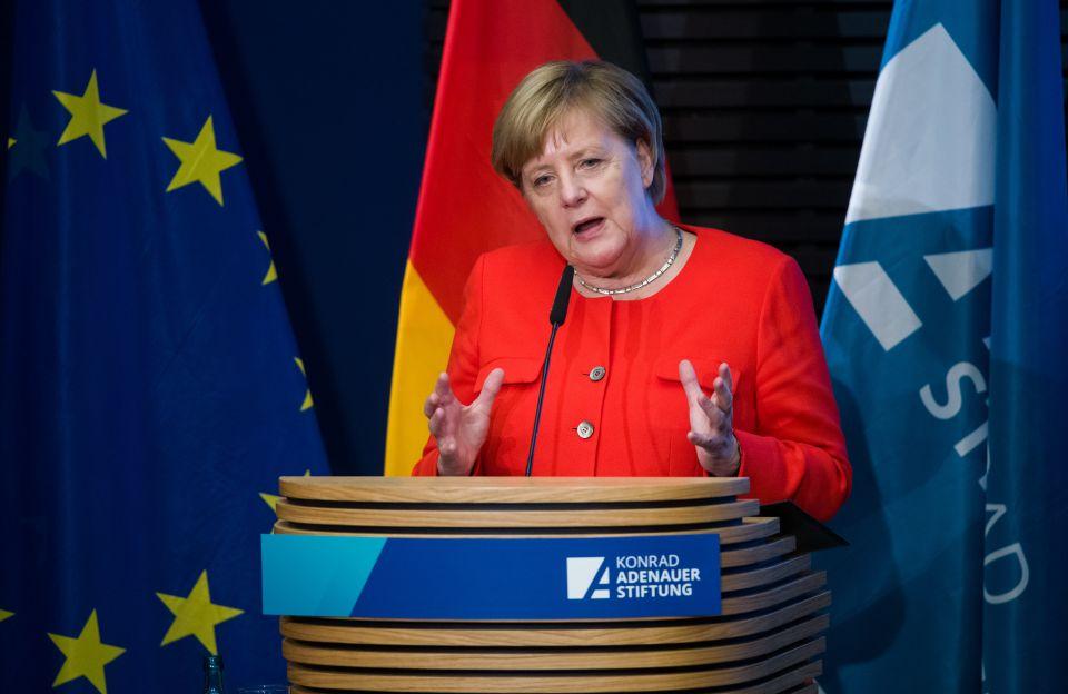 Merkel KAS