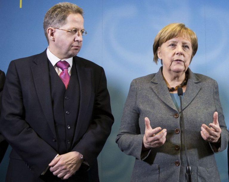 Merkel Maassen
