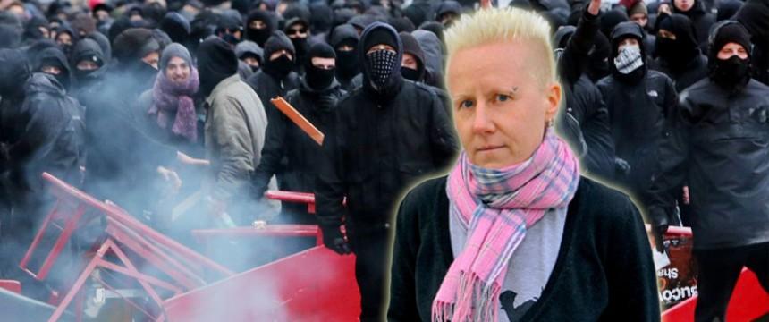 SPD Hand in Hand mit der Antifa: Antideutsche raus aus der Politik, raus aus Deutschland!