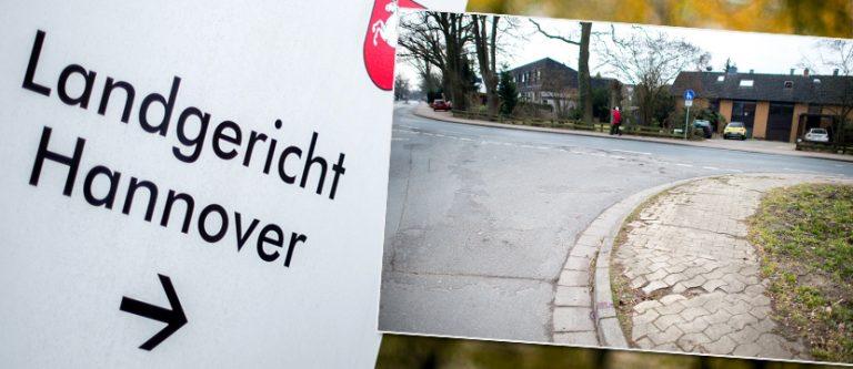 Tatort in Großburgwedel