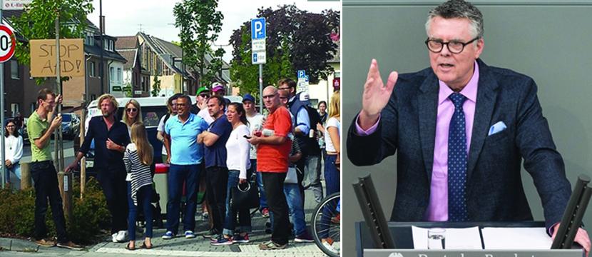 AfD-Gegner / Uwe Kamann