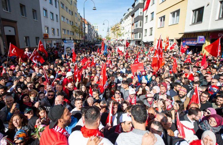 Erdogan Anhänger