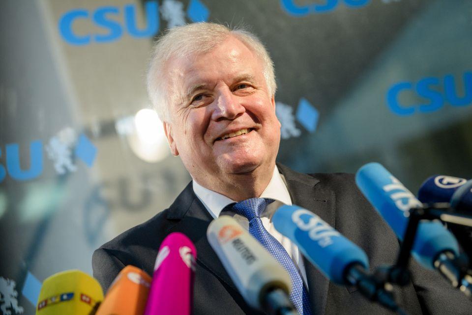 Horst Seehofer (CSU)