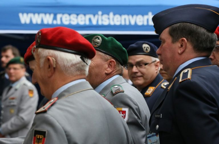 Reservisten der Bundeswehr