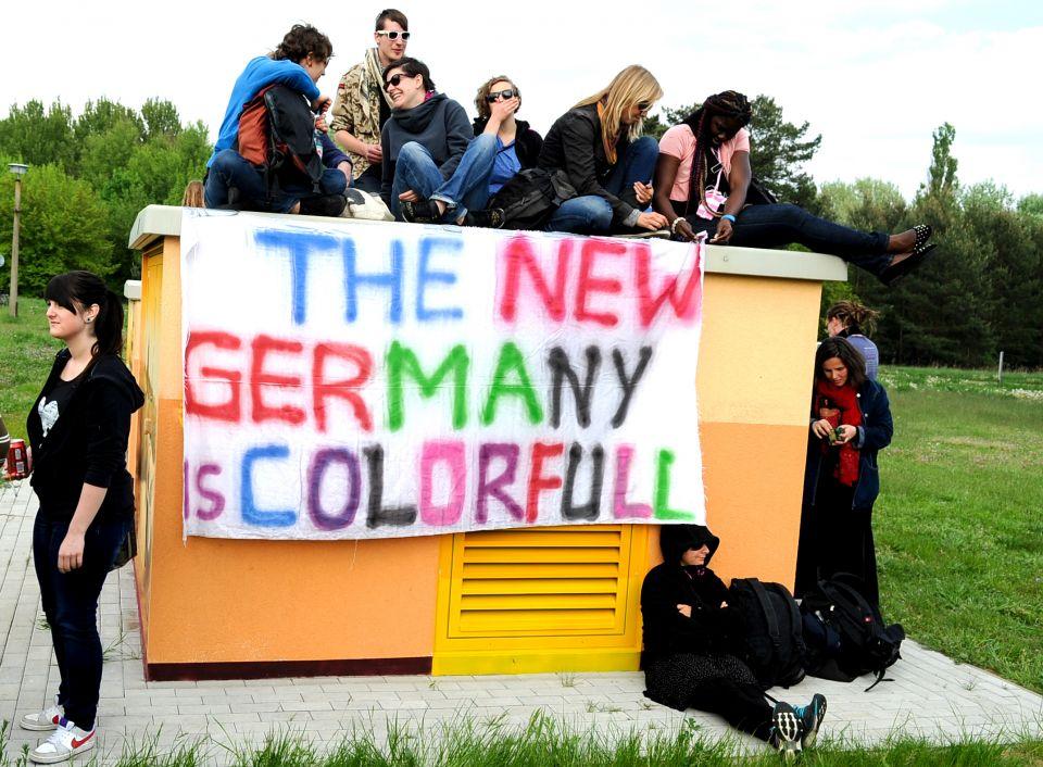 Deutschland ist bunt
