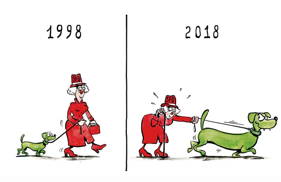 Karikatur der Woche 44/18