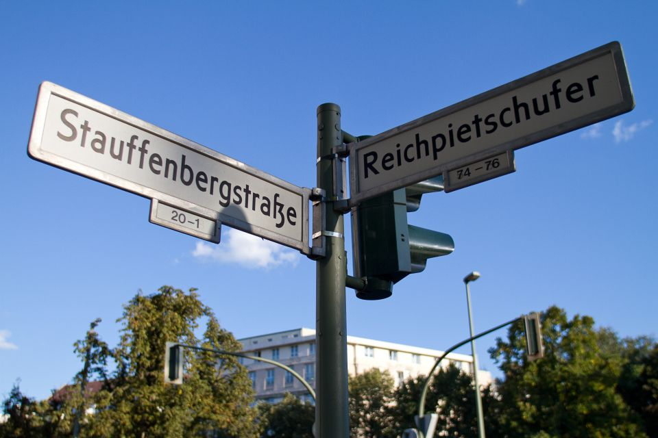 Stauffenbergstraße