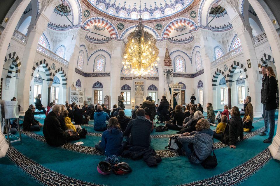 Moschee Berlin