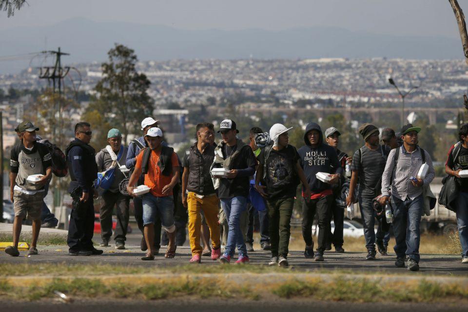 Migrantenkarawane