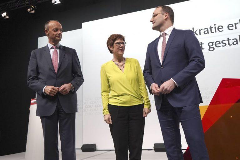 CDU-Parteivorsitz