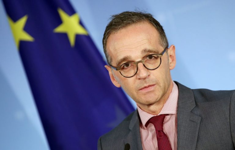 Außenminister Heiko Maas (SPD) will gegen rechtsterroristische Strukturen im In- und Ausland vorgehen