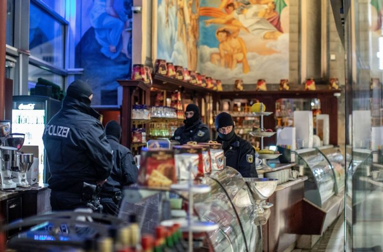 Razzia gegen Mafia in Duisburg